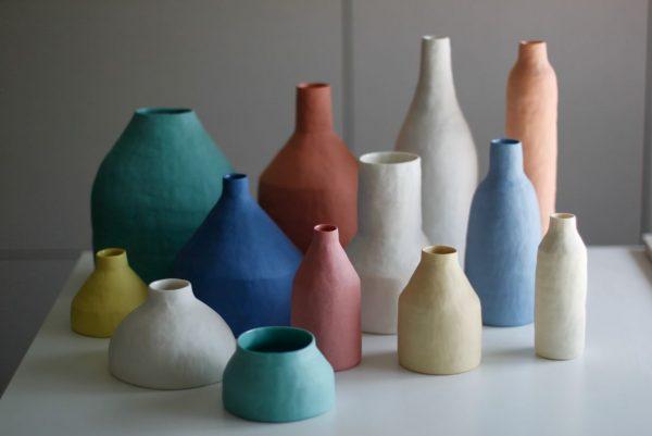 Vase Porcelaine Kira Ni