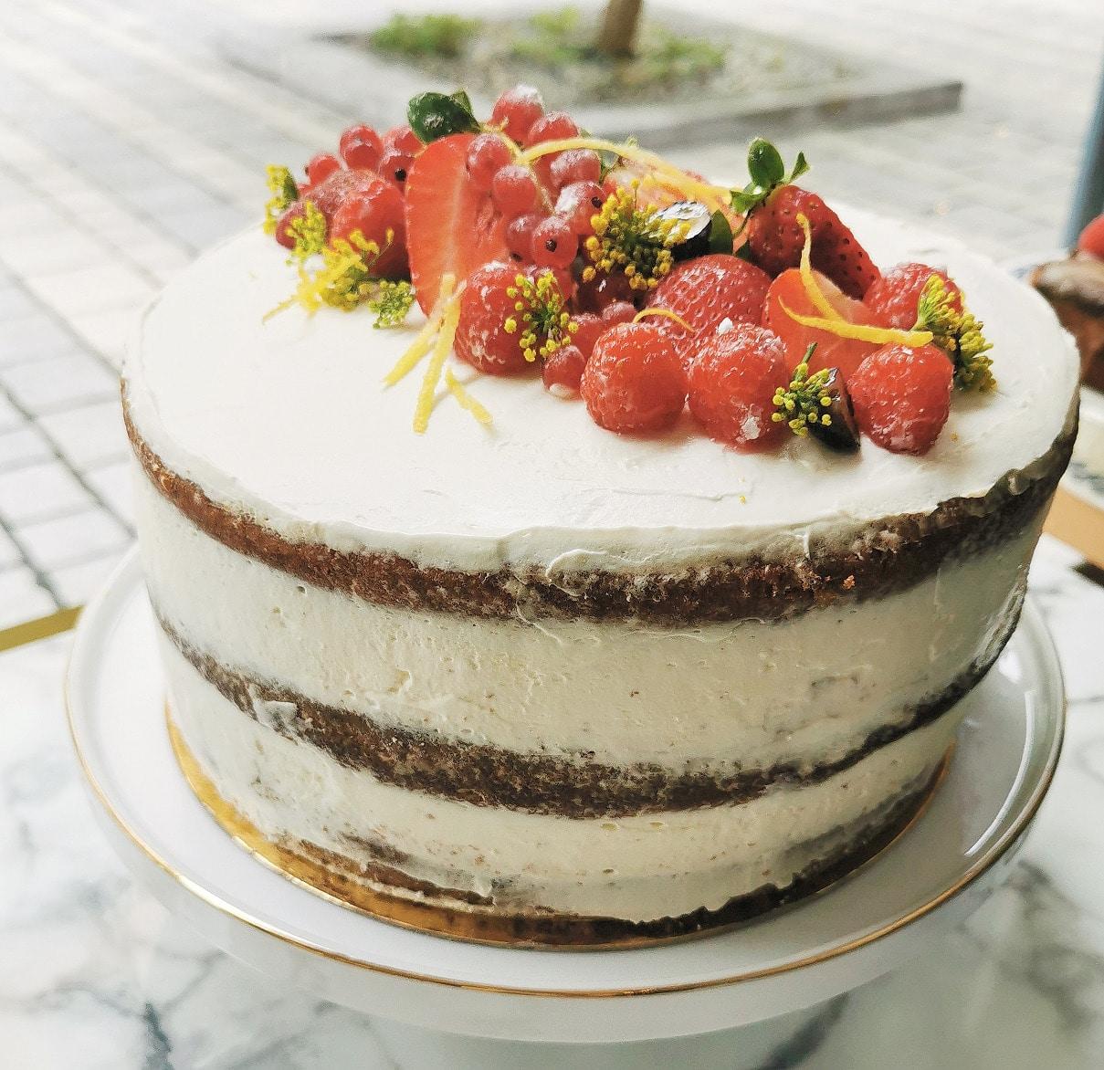 Layercakes-à-la-fraise