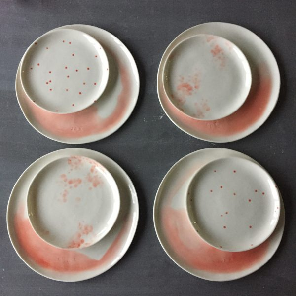 Assiette.dessert.ceramique.olivia.pellerin